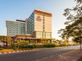 Crowne Plaza Vientiane, an IHG Hotel, hotel in Vientiane
