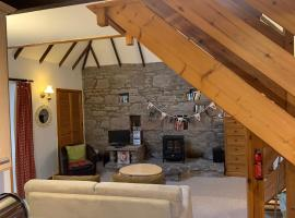 Smiddy Barn Apartment, hotel in Thornhill