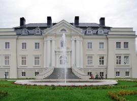 Pałac Komierowo, hotel in Sępólno Krajeńskie