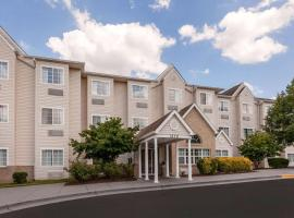 Microtel Inn Suite by Wyndham BWI Airport, hotel near Baltimore - Washington International Airport - BWI,