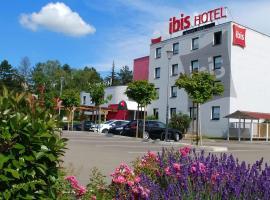 ibis Europe Chalon Sur Saone, hotel in Chalon-sur-Saône