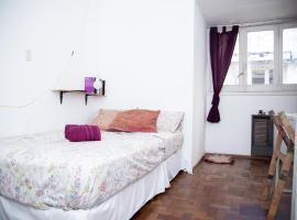 Habitación privada con baño en suite, habitación en casa particular en Rosario