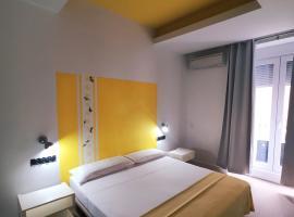 Hostal Santa Ana Colors, hotel en Madrid
