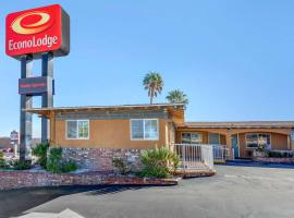 Econo Lodge On Historic Route 66, motel in Barstow
