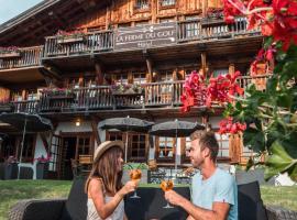 La Ferme du Golf, hotel in Megève