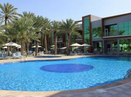 Royal Residence Hotel Apartments, hotel in Umm Al Quwain
