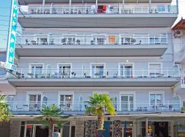 Hotel Olympus, hotel din Paralia Katerinis