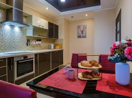 Апартаменты рядом с аквапарком Ривьера, hotel with jacuzzis in Kazan