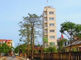 Nam Long Plus Hotel, khách sạn ở Ðồng Hới