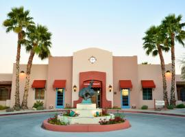 Lodge On The Desert, pet-friendly hotel in Tucson