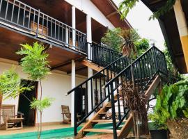 Sunntop Cabana, отель в Тринкомали