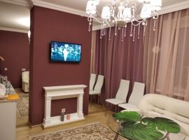 Апартаменты- студия КРОКУС, hotel in Krasnogorsk