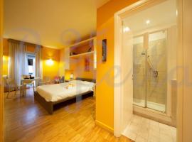 Ripetta 25, apartment in Rome