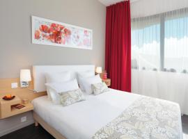 Appart'City Confort Montpellier Millénaire, serviced apartment in Montpellier