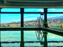 Grand Hotel Ambasciatori Wellness & Spa, hotel in Chianciano Terme