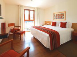 San Agustin Plaza, hotel near Wanchaq Train station, Cusco