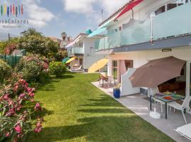 CasaColores Apartamentos, hotel que admite mascotas en Puerto de la Cruz