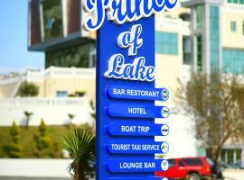 Prince of Lake Hotel, hotel in Shkodër