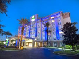 Holiday Inn Express & Suites S Lake Buena Vista, hotel in Kissimmee