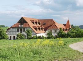 Landhotel Rhönblick, Hotel in der Nähe von: Schloss Elisabethenburg, Ostheim