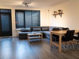1 Luxury 4 bedroom house near feyenoord and Ahoy Rotterdam, luxury hotel in Rotterdam