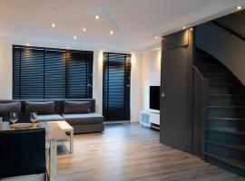 2 Luxury 4 bedroom house near feyenoord and Ahoy Rotterdam, luxury hotel in Rotterdam
