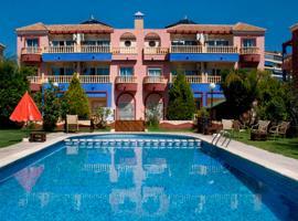 Apartamentos Marina Internacional, hotel in Torrevieja