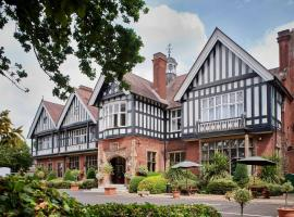 The Iliffe Hotel, hotel near Midland Air Museum, Coventry