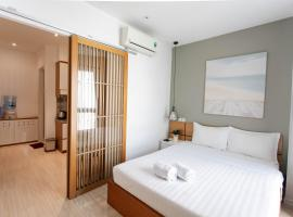 The Art - Sunshine Apartment, serviced apartment in Ho Chi Minh City