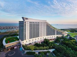 Xiamen International Conference Hotel (Prime Seaview Hotel),廈門的飯店