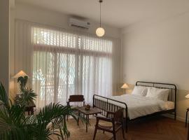 Nap Saigon Ben Thanh, hotel in Ho Chi Minh City