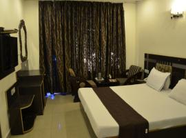 Hotel Citi Heights, pet-friendly hotel in Chandīgarh