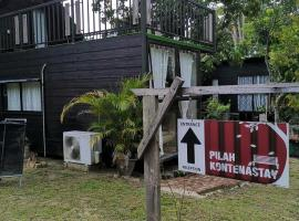 Pilah Kontenastay, homestay in Kuala Pilah