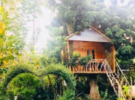 Phu Quoc Sen Lodge Bungalow Village, hotel in Phú Quốc