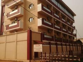 La Couronne Suites, hotel in Bangui