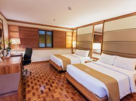 The Legend Villas, hotel near Cubao, Manila