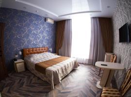 Отель ЗИКО, отель в Тюмени