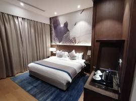 Aber Hotel - AlYasmin, отель в Эр-Рияде