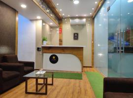 Hotel Grandeur, hotel near Chhatrapati Shivaji International Airport Mumbai - BOM, Mumbai