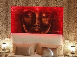Luxury Rooms Sixty Six, casa per le vacanze a Rimini