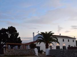 Refugi Biniati Vell, budget hotel in Sant Lluis