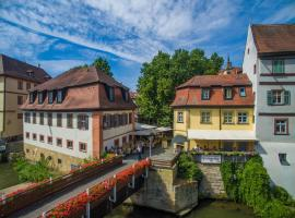 Hotel Brudermühle, guest house in Bamberg