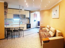 Квартира люкс на 14 этаже, готель у місті Черкаси