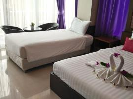 THE SAND BEACH PATTAYA, hotel near Phoenix Gold Golf and Country Club, Na Jomtien