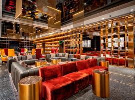 상하이에 위치한 호텔 Hotel Indigo Shanghai Jing'An, an IHG hotel