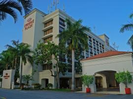 Crowne Plaza San Salvador, an IHG Hotel, hotel in San Salvador