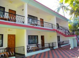 Lucashouse, homestay in Agonda
