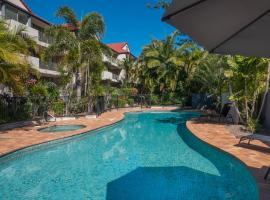 Montana Palms Resort, hotel near Pavilion Convention Centre, Gold Coast