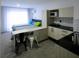 Quijano Aparts&Suites, hotel cerca de Terminal Tres Cruces, Montevideo