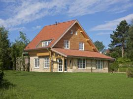 Alluring Holiday Home in Slenaken with Garden, hotel in Slenaken